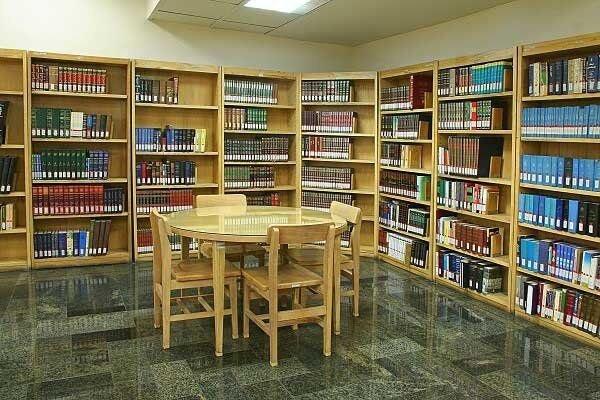 کتابخانه آسارا در هفته دولت افتتاح می شود