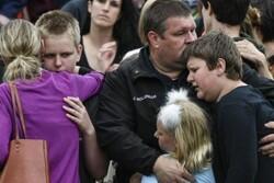 سبع إصابات في إطلاق نار في مدرسة امريكية/فيلم