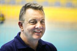 گفتگو با سرمربی تیم ملی والیبال