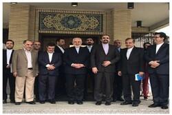 پردهبرداری از چند پروژه فرهنگی سفارت ایران در مسکو