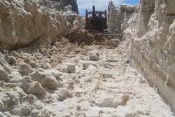 عملیات بازگشایی مسیر شهر «سی سخت» به «پادنا» ادامه دارد