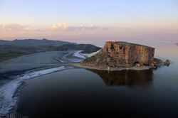 Attempts to revive Lake Urmia using technology