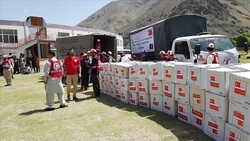 Iranian donations to flood survivors reached up to $57m