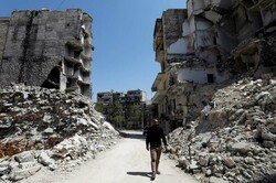 Twelve people killed as terrorists open mortar fire at village in Aleppo