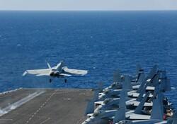 فرمانده ناو آبراهام لینکلن: برخورد ایرانیها حرفهای بوده است/ فعالیت قایقهای تندرو سپاه ادامه دارد