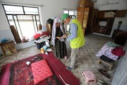 تقسیم ۷۰ هزار بسته لوازم خانگی در مناطق سیل زده کشور