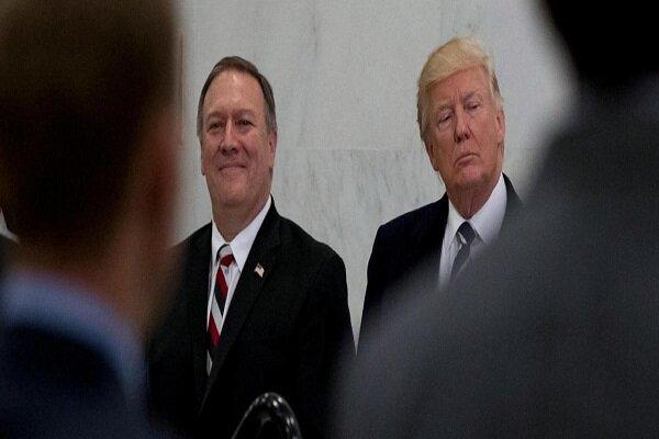 نامه رؤسای کنگره آمریکا به پمپئو درباره ارزیابی تهدیدهای ایران