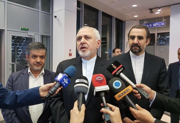 US causes nothing but insecurity, says FM Zarif