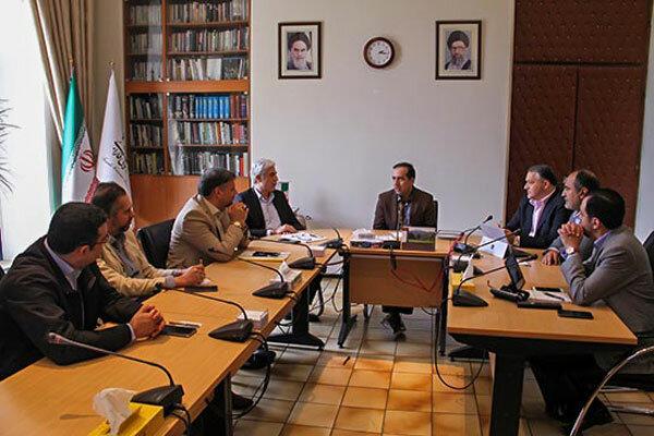 رییس سازمان سینمایی از فارابی بازدید کرد