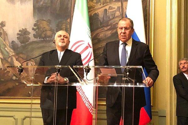 VIDEO: Zarif, Lavrov joint press conference on JCPOA