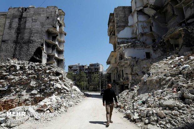 حمله تروریستها به حلب ۷ کشته و ۸ زخمی برجا گذاشت