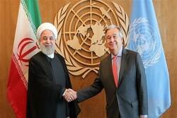 UN's Guterres names JCPOA major achievement in diplomacy