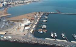کاهش ۳۸ درصدی مسافرت های دریایی
