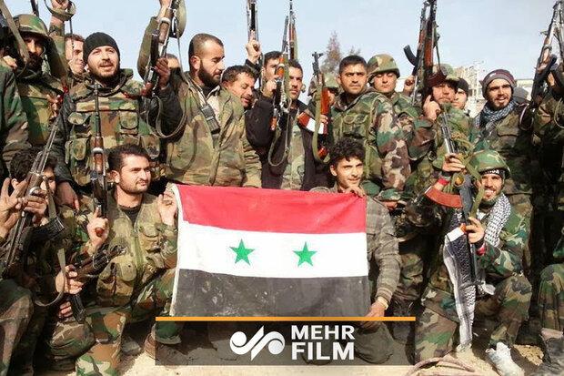 """آزادسازی شهرک مهم """"قلعه المضیق"""" در حماه توسط ارتش سوریه"""