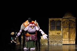 اجرای «غول بابا» در تالار هنر