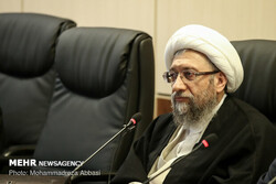 Amoli Larijani says Iran's patience doesn't signify weakness