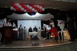 ۷۰۰ نیروی داوطلب در هلال احمر قروه فعالیت دارند