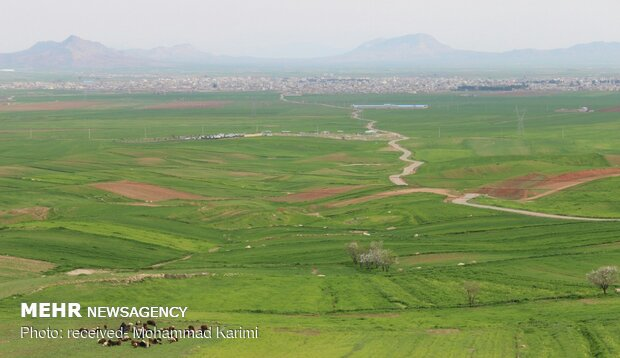 Bewitching landscapes of Kuhdasht in Lorestan province
