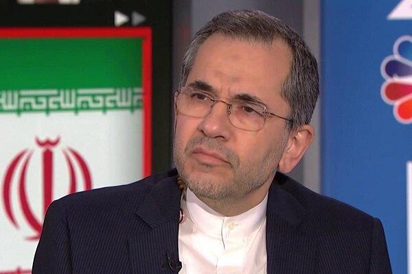 تخت روانجي: إيران لن تجري مفاوضات طالما الضغوط مستمرة عليها