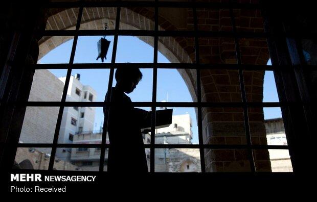 ماه مبارک رمضان در غزه