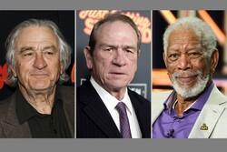 رابرت دنیرو با مورگان فریمن و تامی لی جونز در «مسیر بازگشت»