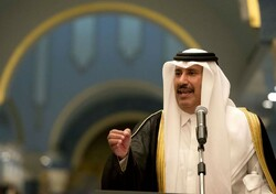 Iran-US tensions not to end in war: ex-Qatari min.