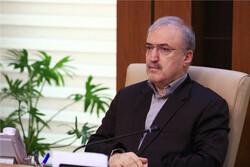 İran Sağlık Bakanı Cenevre'ye gitti