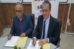 Iran's Mazandaran, France's Poitiers unis. sign MoU