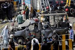 حمله و انفجار در هتلی در بندر گوادر پاکستان