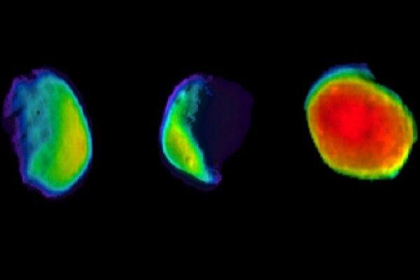 تصاویر حرارتی منشا ماه مریخ را مشخص میکند