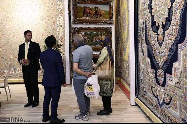 Iran exports $350mn machine-made carpet annually