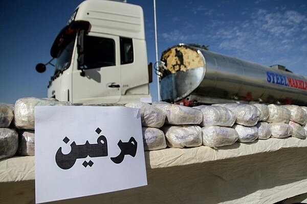 Police bust 1.5 tons of morphine in eastern Iran