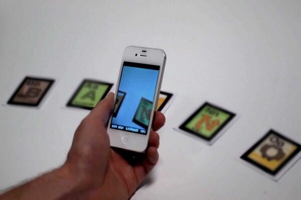 Iranian teachers develop AR flashcards for Persian alphabet
