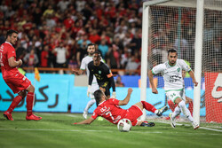 Persepolis 1-1 Machine Sazi in IPL