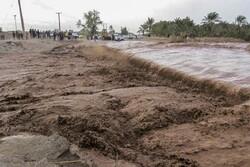 سیل در سلماس و خوی فروکش  کرد/ تداوم عملیات امداد رسانی