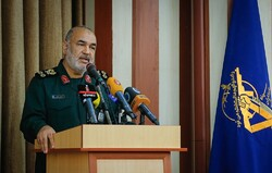 Iranian nation once again slapped US in the face: IRGC chief