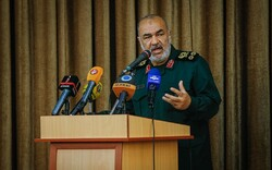 No country has right to intervene in fate of Iranian nation, says IRGC cmdr.