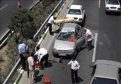 حوادث جادهای در کرمانشاه ۳۶ عابر پیاده را به کام مرگ کشاند