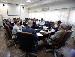 ششمین جلسه اتاق فکر معاونت سیاسی وزارت کشور برگزار شد