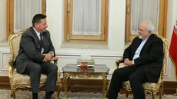 FM Zarif meets with departing Bulgarian envoy