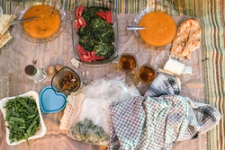 سفر رمضانية مليئة بالبركة والبساطة /صور