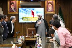 رئيس منظمة الإعلام الإسلامي يلتقي نخبة من مثقفي افغانستان /صور