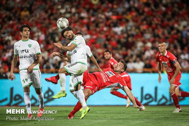 Persepolis 1-1 Machine Sazi in IPL