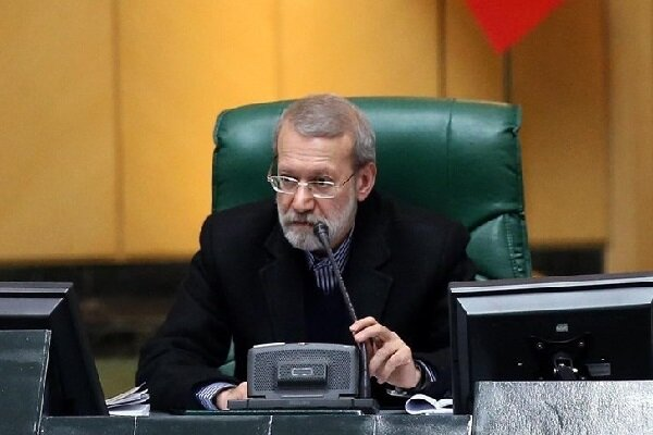 Larijani reveals parts of today's closed session with IRGC head