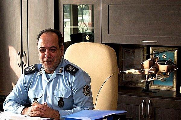 رئیس سازمان هواپیمایی کشوری فرارسیدن روز ارتش را تبریک گفت