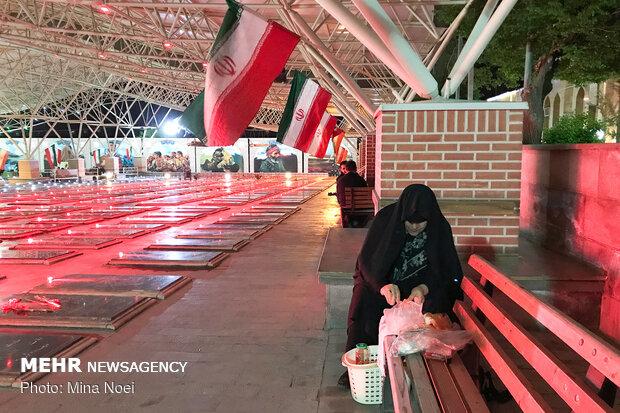 وجبات افطار متواضعة في ايران