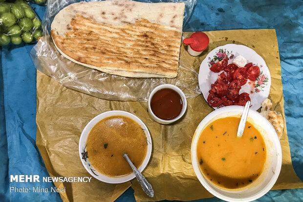 افطاری ساده