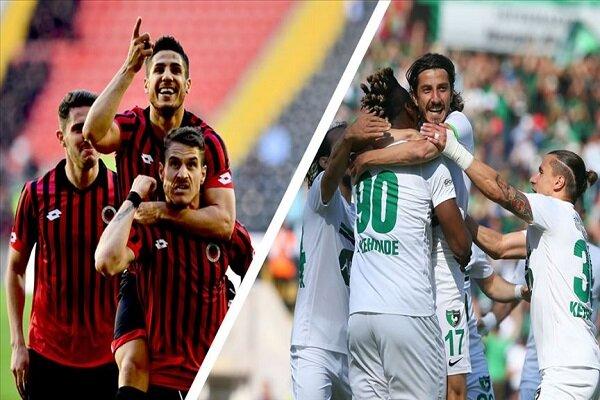 Türkiye'de Süper Lig'e çıkan 2 takım belli oldu