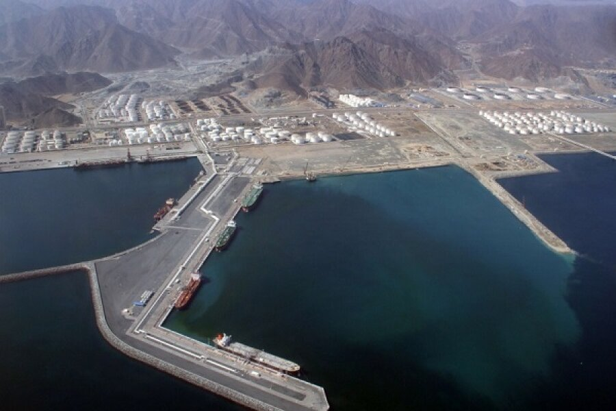 UAE says four vessels subjected to 'sabotage' near Fujairah port