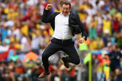 Marc Wilmots to be named Team Melli's manager: report